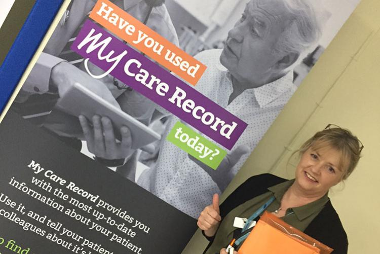My Care Record now live across Princess Alexandra Hospital