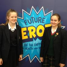 Future Heroes inspired to work in health or social care